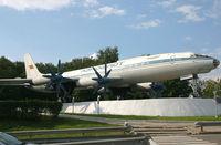 CCCP-76454 @ UUDD - Aeroflot - by Christian Waser