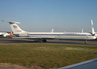 RA-86552 @ UUDD - Domodedovo Airlines - by Christian Waser