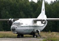 CCCP-12124 @ UUMU - Aeroflot - by Christian Waser