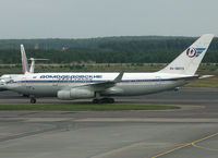 RA-96013 @ UUDD - Domodedovo Airlines - by Christian Waser