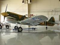 N40PN @ KRFD - Curtiss Wright P-40N - by Mark Pasqualino
