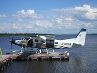 C-GUYR @ CYYR - Parked At Otter Creek in Goose Bay NL - by Frank Bailey