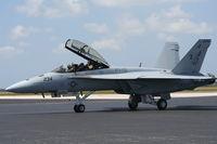 166677 @ MCF - F/A-18F