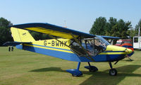 G-BWHK - Rans S6-116 - a visitor to Baxterley Wings and Wheels 2008 , a grass strip in rural Warwickshire in the UK
