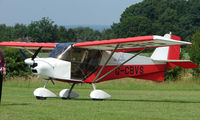 G-CBVS - Skyranger 912 - a visitor to Baxterley Wings and Wheels 2008 , a grass strip in rural Warwickshire in the UK