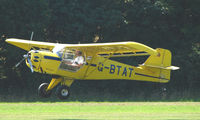 G-BTAT - Denney Kitfox MK2 - a visitor to Baxterley Wings and Wheels 2008 , a grass strip in rural Warwickshire in the UK