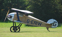 G-ERIW - My first viewing of a Flitzer - a visitor to Baxterley Wings and Wheels 2008 , a grass strip in rural Warwickshire in the UK