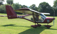 G-CCJV - Foxbat - a visitor to Baxterley Wings and Wheels 2008 , a grass strip in rural Warwickshire in the UK