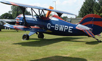 G-BWPE - Renegade 912 - a visitor to Baxterley Wings and Wheels 2008 , a grass strip in rural Warwickshire in the UK
