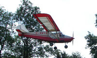 G-MWYE - Rans S6-ESD - a visitor to Baxterley Wings and Wheels 2008 , a grass strip in rural Warwickshire in the UK