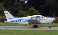 G-SACT @ EGBM - Sherburn Piper at Tatenhill
