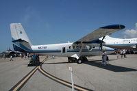 N57RF @ MCF - Dehavilland DHC-6-300 NOAA