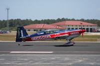 N94BJ @ MCF - Extra EA-300
