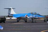 N104RB @ MCF - Starfighters Inc F104