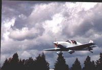 C-GHZO @ AJ3 - Finished by Al Friesen, Now owned bt Mark Moody,BC - by Jack Leoppky
