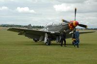 N167F @ EGSU - 3. N167F at Duxford Flying Legends Air Show July 2008 - by Eric.Fishwick