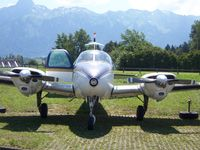 D-GDAU - Front View of D-GDAU - by Dau