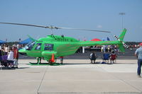 N357MC @ MCF - Bell 206B Bug Sprayer
