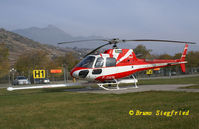 F-GKRL @ LSGS - Sion Airport LSGS - by Bruno Siegfried
