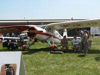 N19139 @ KRDG - at Reading Airshow - by tconrad