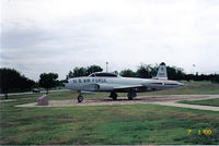 51-4300 @ KDYS - Shooting Star  at Dyess AFB - by TorchBCT