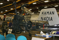 N401A @ KBDL - This experimental Kaman bears the maker's coaxial rotor design. - by Daniel L. Berek