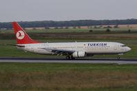 TC-JGL @ VIE - Turkish Airlines Boeing 737-8F2