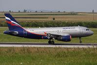 VP-BWL @ VIE - 2004 Airbus A319-111