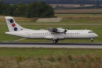 YU-ALO @ VIE - Jat Airways Aérospatiale ATR-72