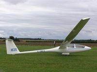 G-DRCS - Schleicher ASH25E - by Simon Palmer