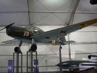 F-BBNA @ LFPB - on display at Le Bourget Muséum, ex SV#NJ - by juju777