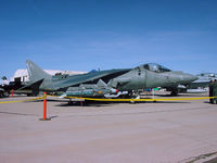 165591 @ KNJK - USMC AV-8B Harrier - by Iflysky5