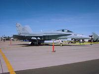 164007 @ KNJK - US Navy F-18 - by Iflysky5