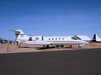84-0125 @ KNJK - USAF C-21A - by Iflysky5