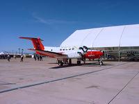 161311 @ KNJK - US Navy C-12 Huron - by Iflysky5