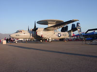165649 @ KNTD - US Navy E-2 Hawkeye - by Iflysky5