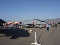 155829 @ KNTD - US Navy F-4 Phantom VX-30 - by Iflysky5