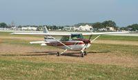 C-GJDB @ KOSH - Cessna 172 - by Mark Pasqualino