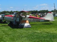 C-FFGQ @ OSH - Airventure 2008 - Oshkosh, WI - by Bob Simmermon