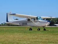 C-GDHX @ OSH - Airventure 2008 - Oshkosh, WI - by Bob Simmermon
