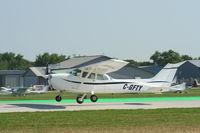 C-GFTY @ KOSH - Cessna 172 - by Mark Pasqualino