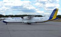 T9-AAE @ EDDF - BH Airlines ATR72 at Frankfurt