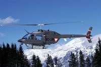 3C-JB @ SAALFELDEN - This picture was taken during a mountain flying course in the mountains over the Saalfelden army barracks. - by Joop de Groot