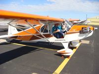 N1171Q @ KUBE - Preparing for EAA Young Eagle Flight - by Malcolm Paine