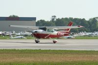 N7384S @ KOSH - Cessna 182 - by Mark Pasqualino