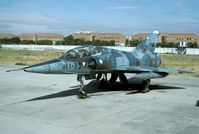 CE11-28 @ LEGT - After being withdrawn the Spanish Mirage III were stored at Getafe waining for the buyer that never came. - by Joop de Groot