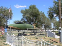 53-1533 - At Melrose, New Mexico - City Park - by Zane Adams
