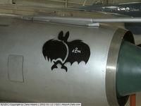 7600 @ GLS - Mig 21 at Lone Star Flight Museum @ 2002
