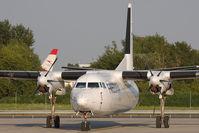 5B-DCB @ LOWW - Fokker 50 - by Stefan Rockenbauer
