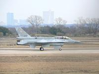 03-0081 @ NFW - Future Polish F-16D - Flight Test at Lockheed Martin - Ft. Worth - by Zane Adams